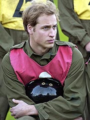Prince William to Join Military Academy