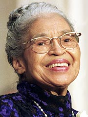 Civil Rights Pioneer Rosa Parks Dies