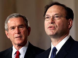 President Bush's New Nominee: Samuel Alito