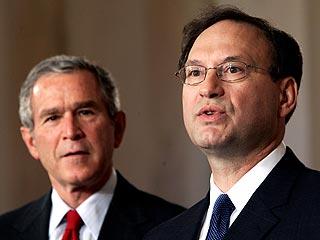 President Bush's New Nominee: Samuel Alito