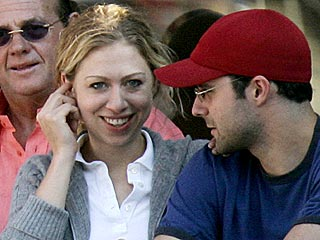 Chelsea Clinton Goes Public with New Beau