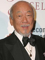 Karate Kid Actor Pat Morita Dies