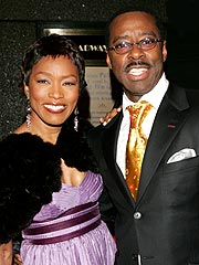 Twins for Angela Bassett & Courtney Vance
