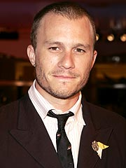 Australian Stars Support Heath Ledger Scholarship