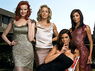 Critics Slice Up Desperate Housewives