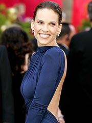 Hilary Swank Fined for Forbidden Fruit