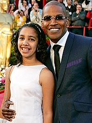 Oscars Backstage: Foxx's Daughter Sounds Off