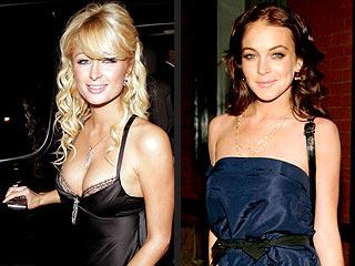Paris & Lindsay's Dance-Off