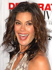 Teri Hatcher: Being a Mom is My Priority