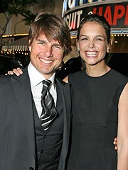 Inside Tom Cruise & Katie Holmes's Post-Wedding Party