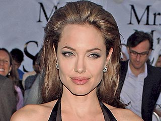 2006's Most Beautiful Star: Angelina Jolie