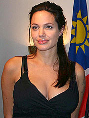 Angelina Thanks People of India for Warm Welcome