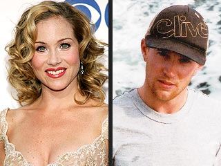 Christina Applegate's New Catch