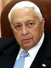 Israel Leader Ariel Sharon Fighting for Life