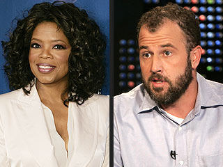 Frey Book Sales Survive Oprah Showdown