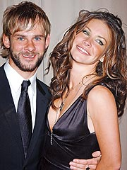 Dominic Monaghan with Single