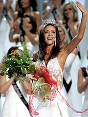 Miss Oklahoma, 22, Crowned Miss America