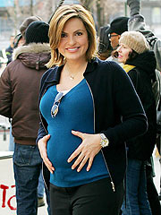 Maternity Leave Looms for Mariska Hargitay
