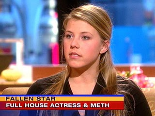 Ex-Full House Star: I Was Hooked on Meth