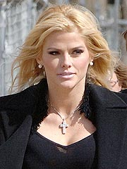 Anna Nicole Ordered to Move Out