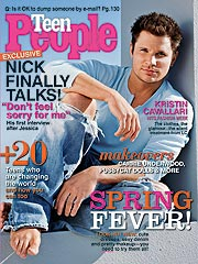 Nick Lachey: &#39;I Have a Great Life&#39;
