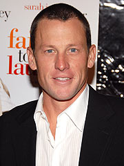 Lance Armstrong Says His Love Life is Off-Limits