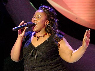 Mandisa Cut From American Idol