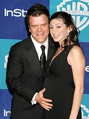 Alias's Kevin Weisman, Wife Have a Girl