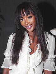 Naomi Campbell Arrested at London Airport