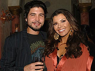 Ali Landry Weds in Mexico