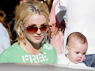 Britney&#39;s Baby: &#39;Doing Fine&#39;