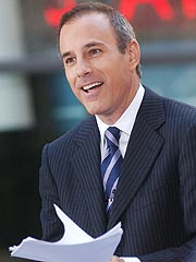Matt Lauer Stays with Today
