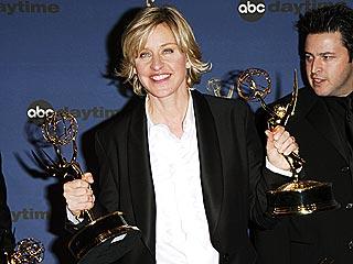 Ellen DeGeneres Tops Daytime Emmys
