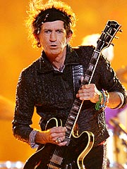 Keith Richards Recovered, Ready to Tour