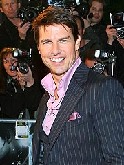 Tom Cruise & Co. Arrive in Rome