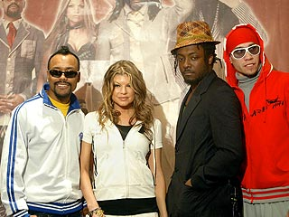 Black Eyed Peas to Aid South Africans
