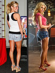 Kristin: The Next Daisy Duke?
