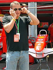 WEEK AHEAD: Lance Revs Up the Indy 500