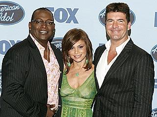 Randy, Paula and Simon Do Some Standup
