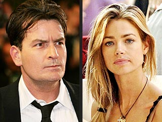 Denise Richards Shoots Down Charlie Sheen Death Rumors