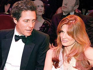 Hugh Grant Engaged?
