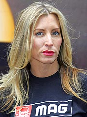 Heather Mills Locked Out of Paul's House