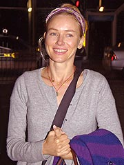 Naomi Watts in Sydney for Kidman Wedding