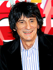 Rolling Stone Ron Wood Re-Enters Rehab