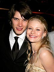 Lost's Emilie de Ravin, Husband Split
