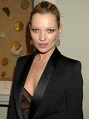 Kate Moss Patches Things Up with Burberry