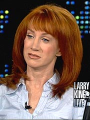 Kathy Griffin: My Ex Stole $72,000 From Me