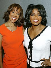 Gayle King Calls Oprah's School Abuse Allegations 'Heart Wrenching'