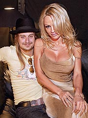 Pam Anderson, Kid Rock Wed in Nashville