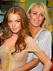 Dina Lohan: 'I'm Not a Party Mom'